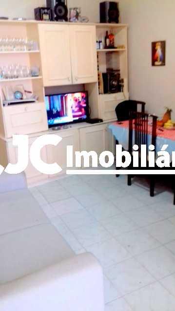 1 - Apartamento 1 quarto à venda Copacabana, Rio de Janeiro - R$ 370.000 - MBAP10951 - 1
