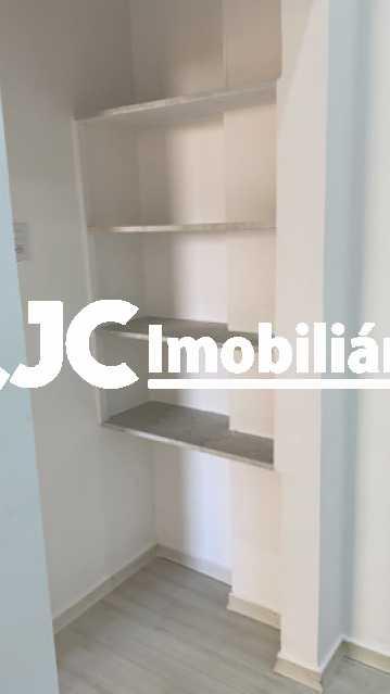 08 - Apartamento 1 quarto à venda São Cristóvão, Rio de Janeiro - R$ 189.000 - MBAP10952 - 9