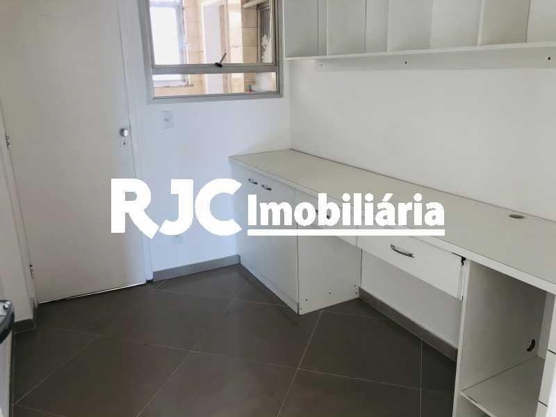 12. - Cobertura 3 quartos à venda Maracanã, Rio de Janeiro - R$ 650.000 - MBCO30387 - 13