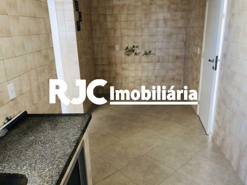 15. - Cobertura 3 quartos à venda Maracanã, Rio de Janeiro - R$ 650.000 - MBCO30387 - 16