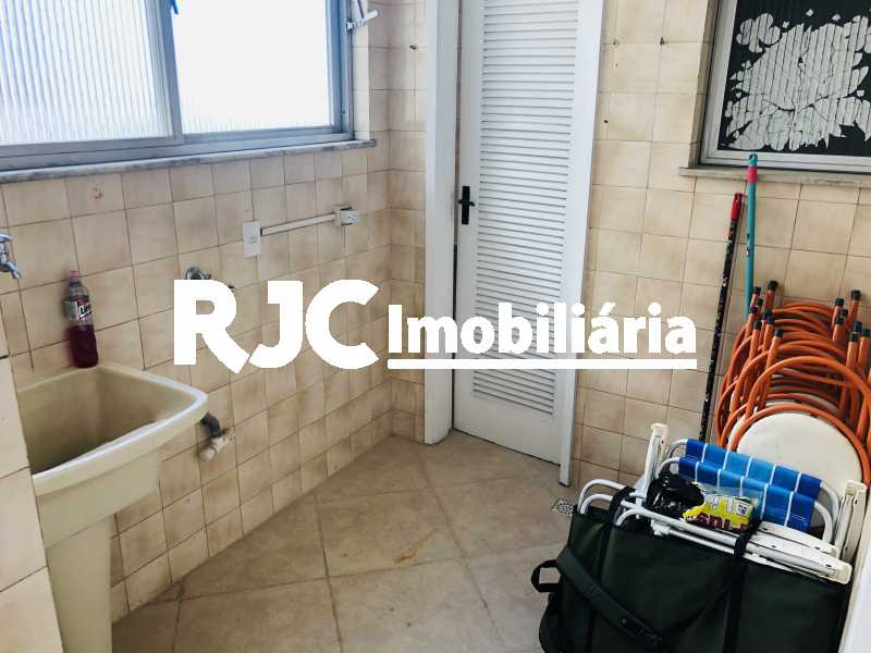 17. - Cobertura 3 quartos à venda Maracanã, Rio de Janeiro - R$ 650.000 - MBCO30387 - 18