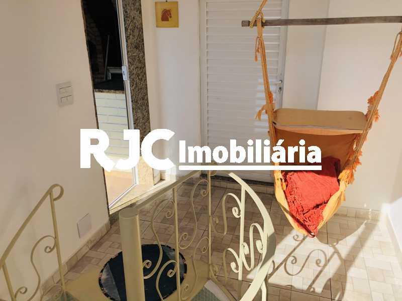 18. - Cobertura 3 quartos à venda Maracanã, Rio de Janeiro - R$ 650.000 - MBCO30387 - 19