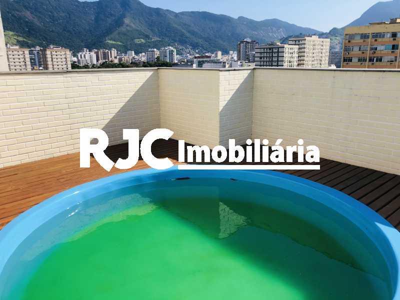 20. - Cobertura 3 quartos à venda Maracanã, Rio de Janeiro - R$ 650.000 - MBCO30387 - 21