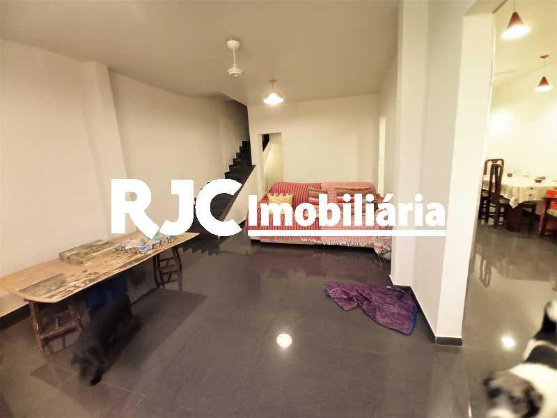 2 - Casa de Vila 4 quartos à venda Vila Isabel, Rio de Janeiro - R$ 700.000 - MBCV40062 - 3