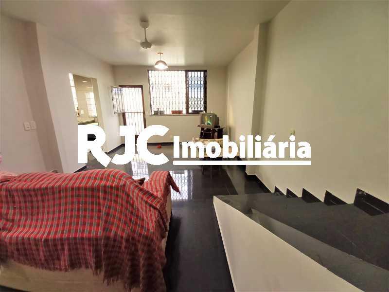 3 - Casa de Vila 4 quartos à venda Vila Isabel, Rio de Janeiro - R$ 700.000 - MBCV40062 - 4