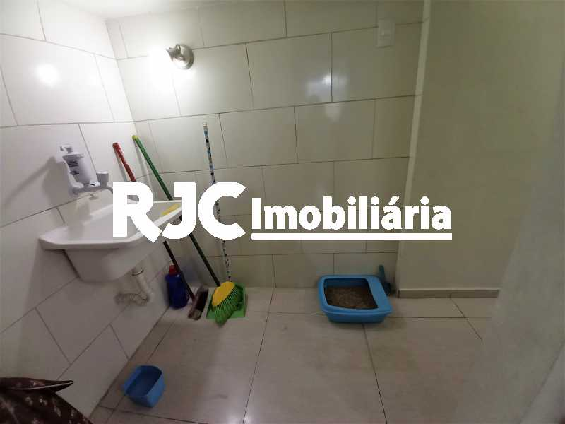 20210121_173149 - Casa de Vila 4 quartos à venda Vila Isabel, Rio de Janeiro - R$ 700.000 - MBCV40062 - 9