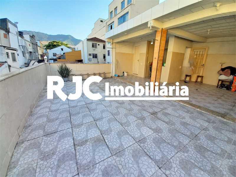 20210121_173607 - Casa de Vila 4 quartos à venda Vila Isabel, Rio de Janeiro - R$ 700.000 - MBCV40062 - 12
