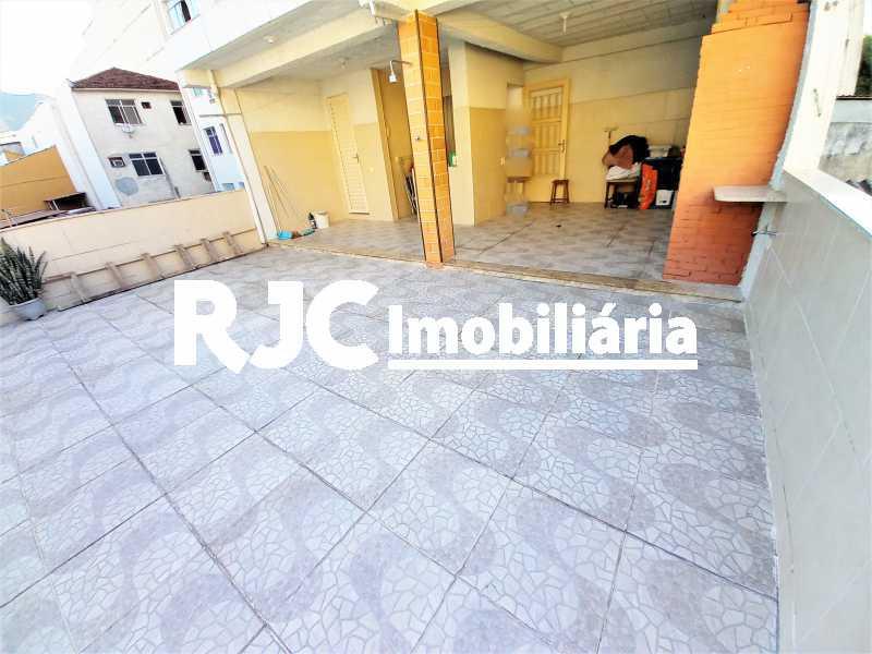 20210121_173609 - Casa de Vila 4 quartos à venda Vila Isabel, Rio de Janeiro - R$ 700.000 - MBCV40062 - 13