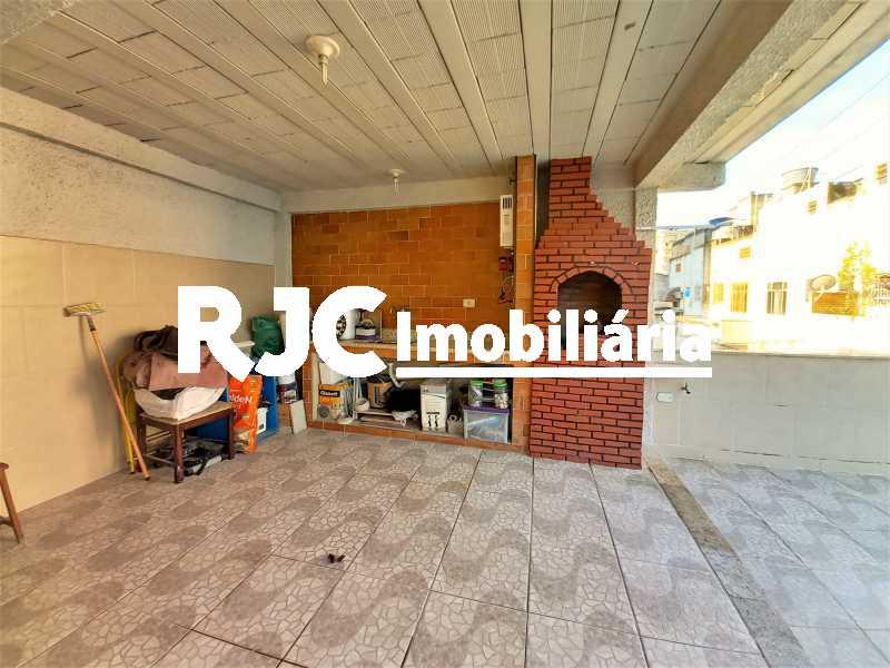 20210121_173634 - Casa de Vila 4 quartos à venda Vila Isabel, Rio de Janeiro - R$ 700.000 - MBCV40062 - 15