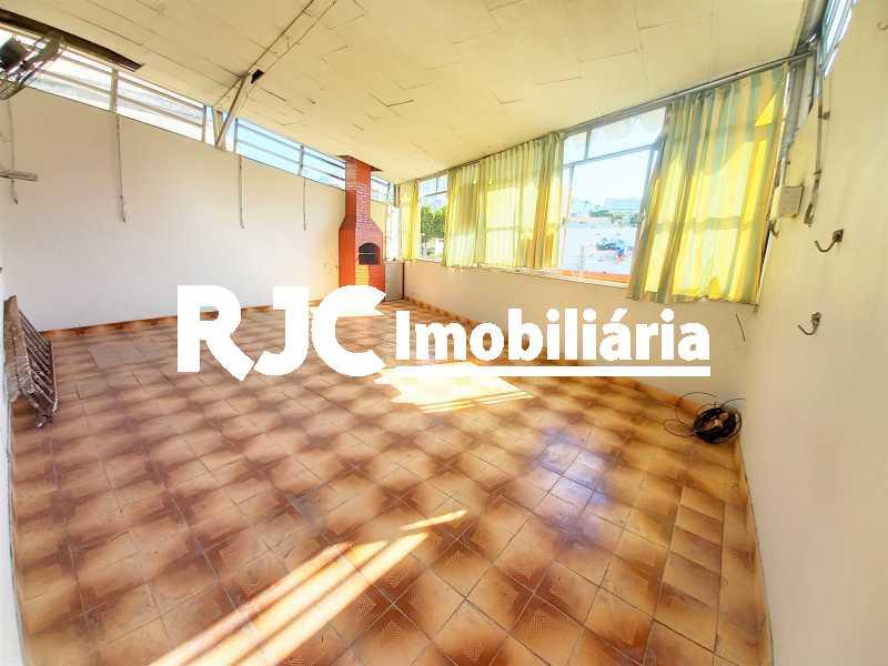 2 - Cobertura 2 quartos à venda Praça da Bandeira, Rio de Janeiro - R$ 550.000 - MBCO20176 - 3