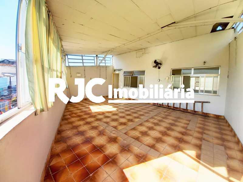 3 - Cobertura 2 quartos à venda Praça da Bandeira, Rio de Janeiro - R$ 550.000 - MBCO20176 - 4