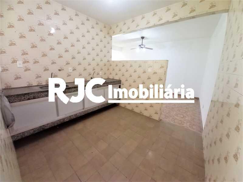 17 - Cobertura 2 quartos à venda Praça da Bandeira, Rio de Janeiro - R$ 550.000 - MBCO20176 - 18