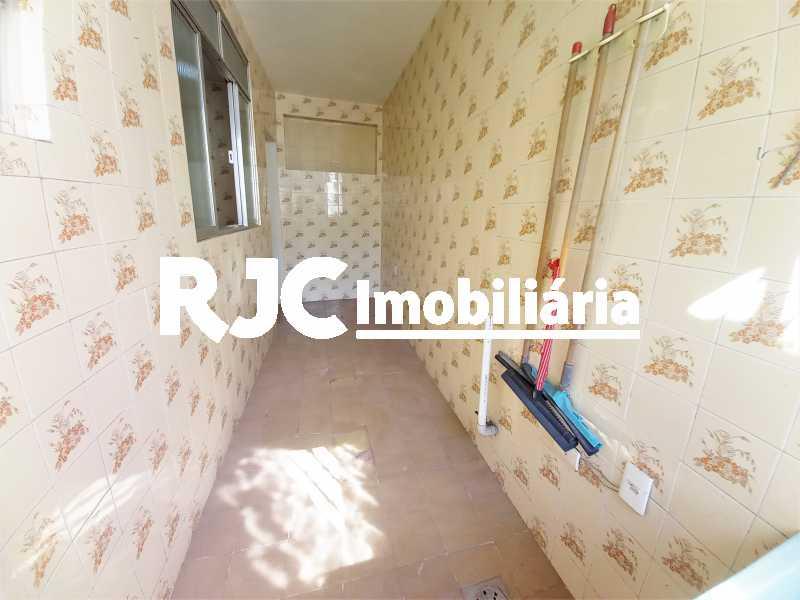 20 - Cobertura 2 quartos à venda Praça da Bandeira, Rio de Janeiro - R$ 550.000 - MBCO20176 - 21