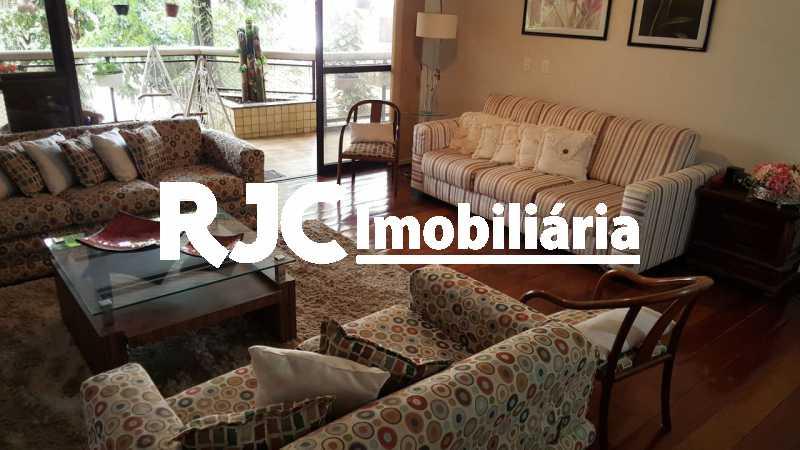 4 - Apartamento 4 quartos à venda Laranjeiras, Rio de Janeiro - R$ 1.990.000 - MBAP40496 - 5
