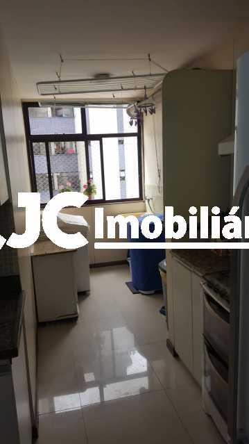 10 - Apartamento 4 quartos à venda Laranjeiras, Rio de Janeiro - R$ 1.990.000 - MBAP40496 - 11