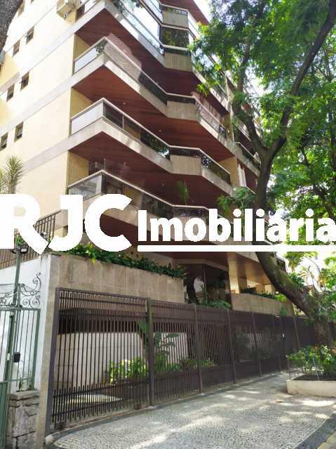 19 - Apartamento 4 quartos à venda Laranjeiras, Rio de Janeiro - R$ 1.990.000 - MBAP40496 - 20