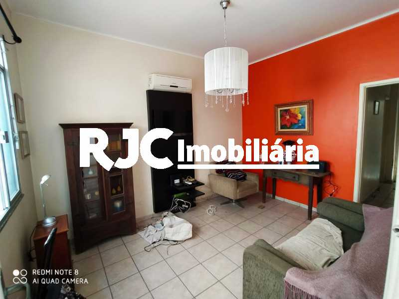 3. - Casa de Vila 2 quartos à venda Tijuca, Rio de Janeiro - R$ 480.000 - MBCV20103 - 4