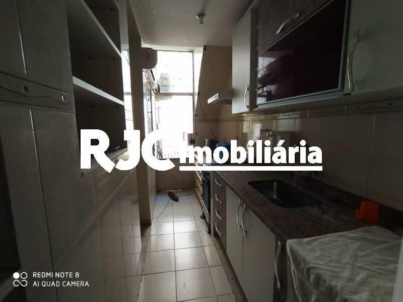 12. - Casa de Vila 2 quartos à venda Tijuca, Rio de Janeiro - R$ 480.000 - MBCV20103 - 13