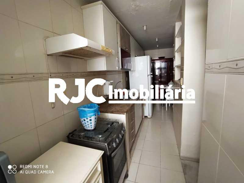 13. - Casa de Vila 2 quartos à venda Tijuca, Rio de Janeiro - R$ 480.000 - MBCV20103 - 14