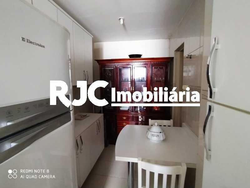 14. - Casa de Vila 2 quartos à venda Tijuca, Rio de Janeiro - R$ 480.000 - MBCV20103 - 15