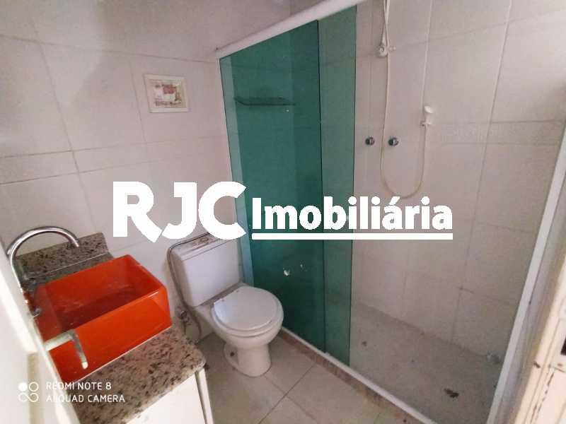 15. - Casa de Vila 2 quartos à venda Tijuca, Rio de Janeiro - R$ 480.000 - MBCV20103 - 16