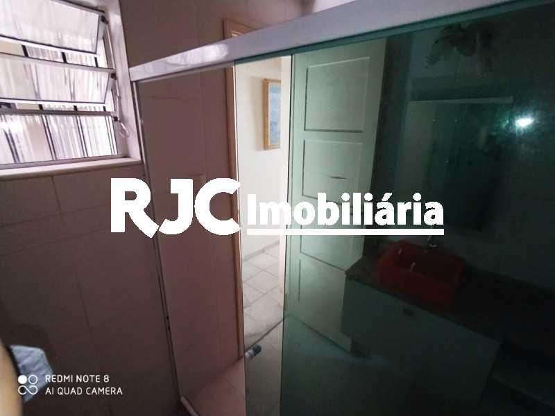 16. - Casa de Vila 2 quartos à venda Tijuca, Rio de Janeiro - R$ 480.000 - MBCV20103 - 17