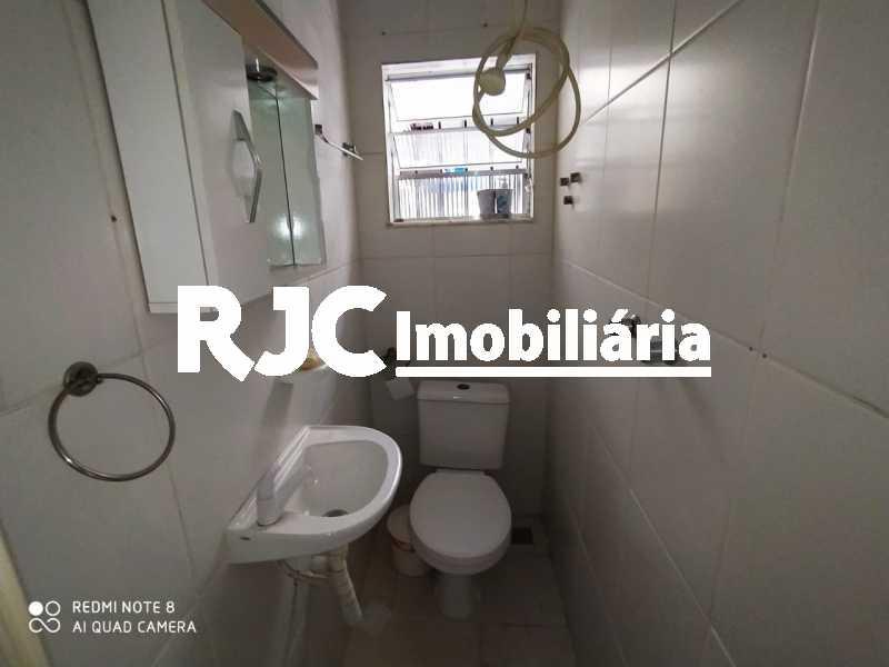 17 - 2º Bhº. - Casa de Vila 2 quartos à venda Tijuca, Rio de Janeiro - R$ 480.000 - MBCV20103 - 18