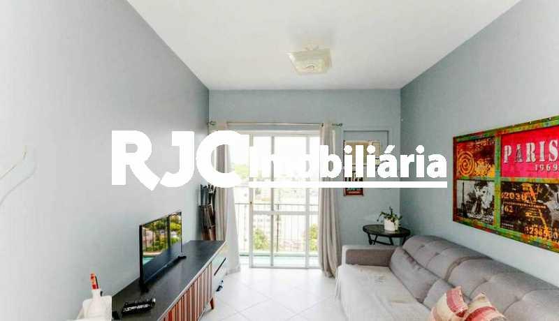 1 - Apartamento 1 quarto à venda Vila Isabel, Rio de Janeiro - R$ 225.000 - MBAP10956 - 1