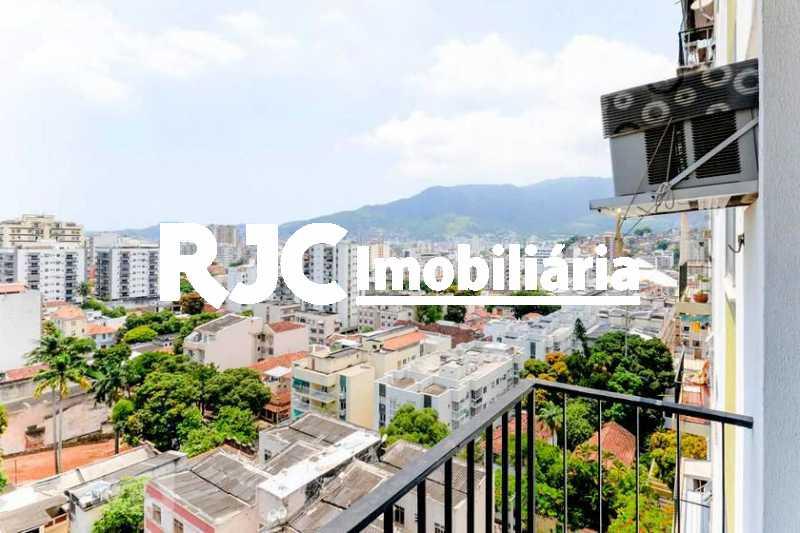 2 - Apartamento 1 quarto à venda Vila Isabel, Rio de Janeiro - R$ 225.000 - MBAP10956 - 3