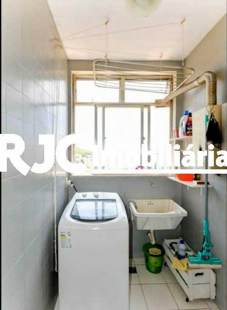 11 - Apartamento 1 quarto à venda Vila Isabel, Rio de Janeiro - R$ 225.000 - MBAP10956 - 12