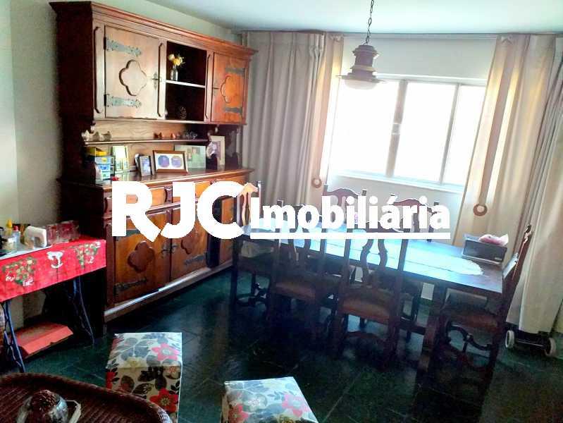 1 - Casa em Condomínio à venda Rua Jiquiba,Tijuca, Rio de Janeiro - R$ 890.000 - MBCN30033 - 1