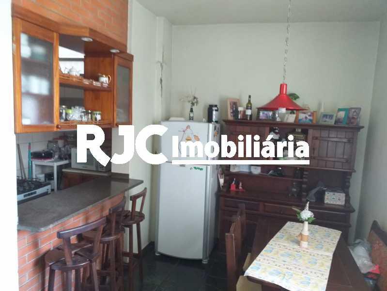 3 - Casa em Condomínio à venda Rua Jiquiba,Tijuca, Rio de Janeiro - R$ 890.000 - MBCN30033 - 4