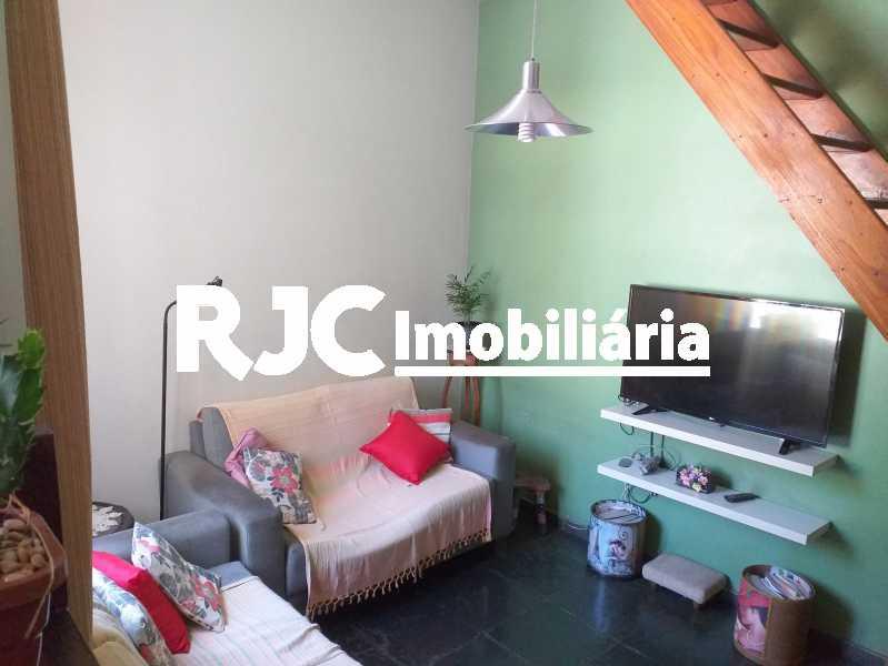 4 - Casa em Condomínio à venda Rua Jiquiba,Tijuca, Rio de Janeiro - R$ 890.000 - MBCN30033 - 5