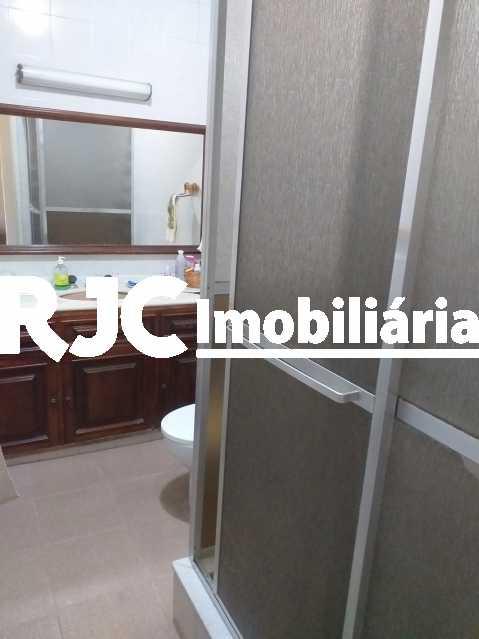 13 - Casa em Condomínio à venda Rua Jiquiba,Tijuca, Rio de Janeiro - R$ 890.000 - MBCN30033 - 14