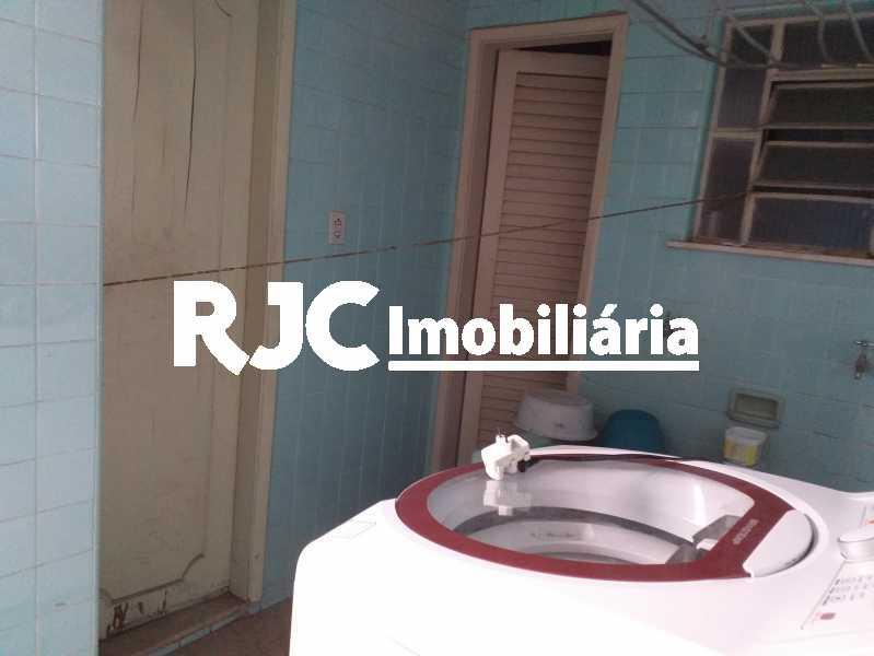 17 - Casa em Condomínio à venda Rua Jiquiba,Tijuca, Rio de Janeiro - R$ 890.000 - MBCN30033 - 18