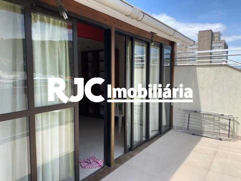 01 - Apartamento 2 quartos à venda Botafogo, Rio de Janeiro - R$ 1.000.000 - MBAP25292 - 1