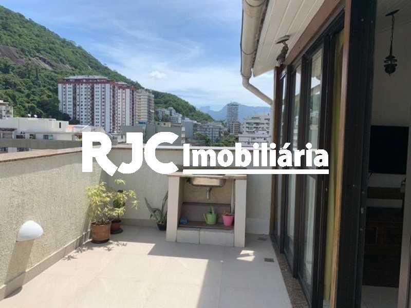 02 - Apartamento 2 quartos à venda Botafogo, Rio de Janeiro - R$ 1.000.000 - MBAP25292 - 3