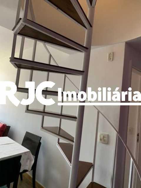 13 - Apartamento 2 quartos à venda Botafogo, Rio de Janeiro - R$ 1.000.000 - MBAP25292 - 14