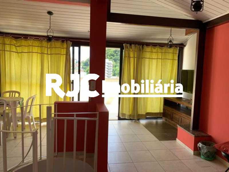 19 - Apartamento 2 quartos à venda Botafogo, Rio de Janeiro - R$ 1.000.000 - MBAP25292 - 21