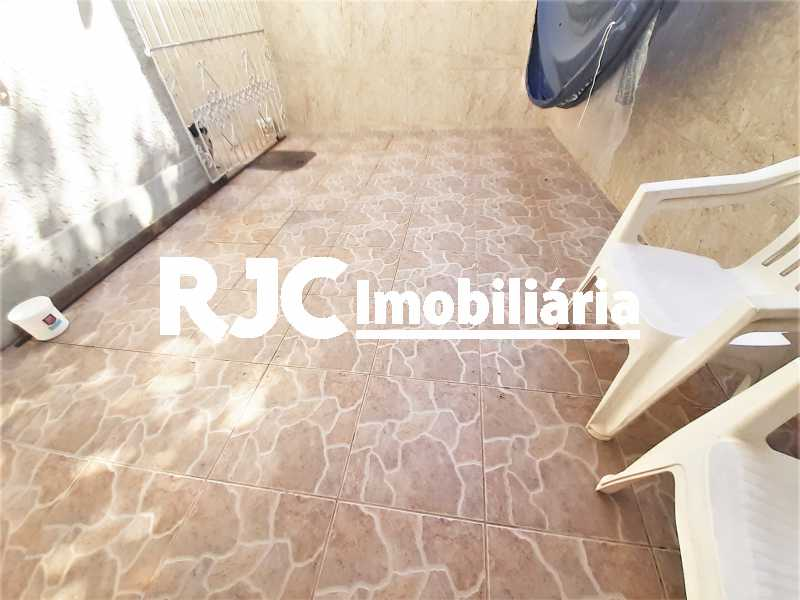 19 - Casa 2 quartos à venda Maracanã, Rio de Janeiro - R$ 800.000 - MBCA20075 - 20