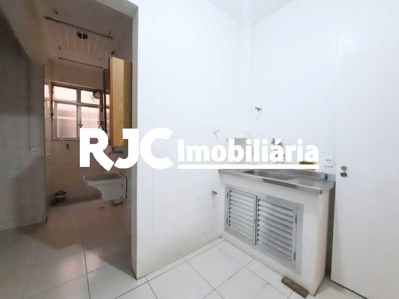 8 - Apartamento 2 quartos à venda Tijuca, Rio de Janeiro - R$ 325.000 - MBAP25318 - 9