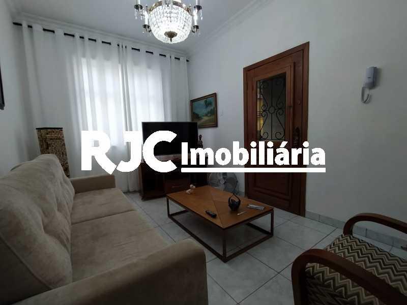 1. - Casa de Vila 3 quartos à venda Praça da Bandeira, Rio de Janeiro - R$ 820.000 - MBCV30163 - 1
