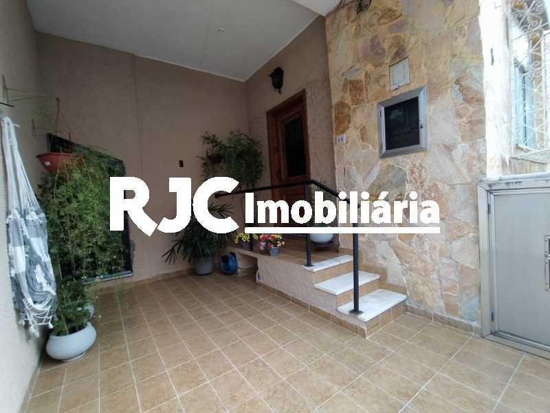 2. - Casa de Vila 3 quartos à venda Praça da Bandeira, Rio de Janeiro - R$ 820.000 - MBCV30163 - 3
