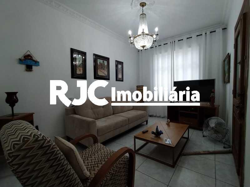 3. - Casa de Vila 3 quartos à venda Praça da Bandeira, Rio de Janeiro - R$ 820.000 - MBCV30163 - 4