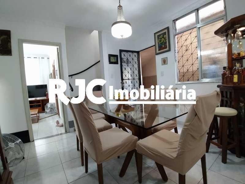 4. - Casa de Vila 3 quartos à venda Praça da Bandeira, Rio de Janeiro - R$ 820.000 - MBCV30163 - 5