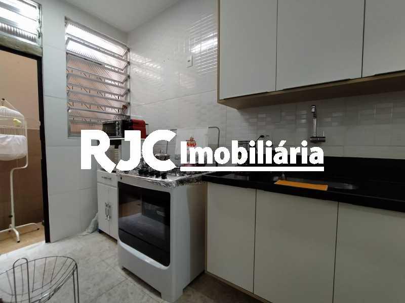 10.1. - Casa de Vila 3 quartos à venda Praça da Bandeira, Rio de Janeiro - R$ 820.000 - MBCV30163 - 12