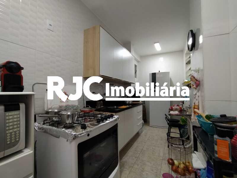 10. - Casa de Vila 3 quartos à venda Praça da Bandeira, Rio de Janeiro - R$ 820.000 - MBCV30163 - 13