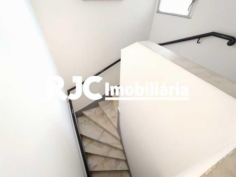 13. - Casa de Vila 3 quartos à venda Praça da Bandeira, Rio de Janeiro - R$ 820.000 - MBCV30163 - 16