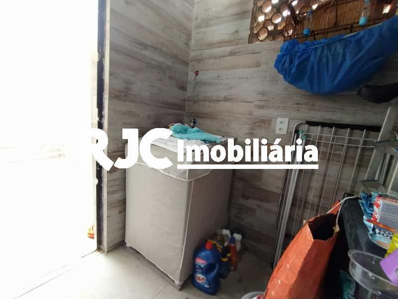 17. - Casa de Vila 3 quartos à venda Praça da Bandeira, Rio de Janeiro - R$ 820.000 - MBCV30163 - 20