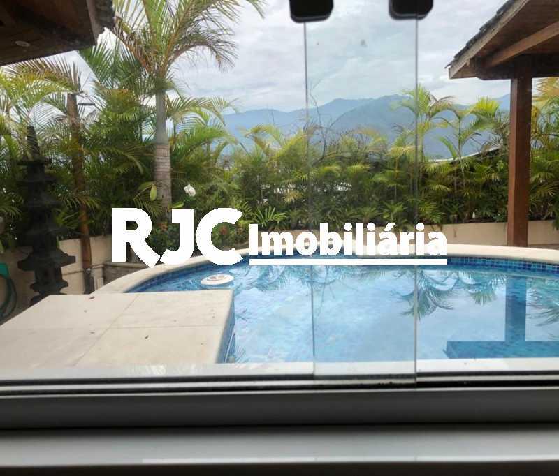 01 - Cobertura 3 quartos à venda Recreio dos Bandeirantes, Rio de Janeiro - R$ 1.100.000 - MBCO30391 - 1